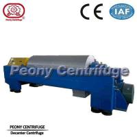 Large Capacity Continuous Centrifugal Oilfield Equipment Decanter Centrifuges