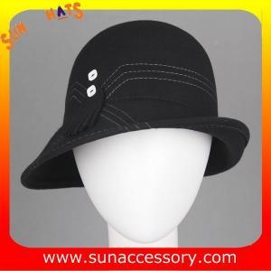 Best 4890823 Sun Accessory customized  winner  fashion 100% wool felt clothe  hats,women hats and caps wholesaling wholesale