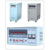 Best IGBT/SPWM Voltage Frequency Stabilizer , Constant Voltage Stabilizer Capacitive Resistance wholesale
