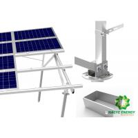 Best 2020 Solar Panel Brackets / PV Panel Mounting Brackets High Adaptability Aluminum Structure Solar PV Power Energy wholesale