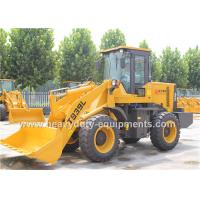 SINOMTP T936L Small Loader 1.8 Tons Loading Capacity With Standard Bucket 0.75-0.95m3