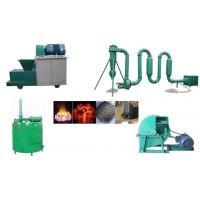China charcoal briquette machine on sale