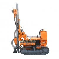 Best 80kw Max DTH Drilling Rig With Yuchai Engine Deep 20 Meters Dia 110mm Zhigao Brand wholesale