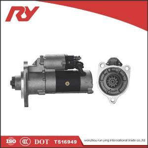 Best High Quality Truck Crane Sawafuji Starter Motor 0365-602-0026 28100-2951C wholesale