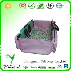 Crib Bassinet Bed Baby Portable Nursery Bag Infant Travel Foldable New Mother