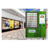 Best Automatic Self Service Fruit Vegetables Salad Vending Machine With Belt Conveyor Elevator wholesale
