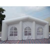 Buy cheap Outdoor Inflatable Sports Games , Customized White Inflatable Wedding Tent from wholesalers