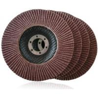 Best Aluminum oxide flap discs China manufacturers, suppliers, aluminium flap grinding disc grinding Diamond Flap Discs wholesale