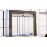 Best Brown Door Frame Commercial Automatic Sliding Doors With Maintenance Free Motor wholesale
