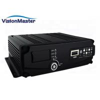 Best Two SD Card 4 Channel Car DVR Recorder AHD 1080P DMS PAL/NTSC TV System With GPS 4G wholesale
