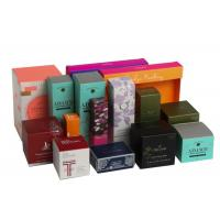 Best Folding Biodegradable Cosmetic Gift Boxes Packaging Gifts Eco - Friendly For Women wholesale