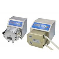 Buy cheap Fluid Metering Digital Programmable Peristaltic Pump Large Diameter Thick Walled Tube product