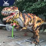 Best Wildlife Park Prehistoric Simulation Realistic Dinosaur Statues Customizable Size wholesale