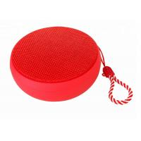 China Outdoor Fabric Bluetooth Speaker , Mini Portable Wireless Bluetooth Speaker on sale