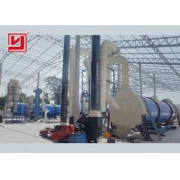 China Oil Palm Fibre Roller Dryer Machine Assembled Structure High Efficiency on sale