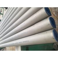 Best Inconel 600 Nickel Alloy Pipe ASME SB167 UNS NO6600 Material For Heat Exchanger wholesale