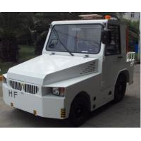 Best 40000 Kg Capacity Airport Baggage Tractor , Aviation Diesel Tow Tractor wholesale