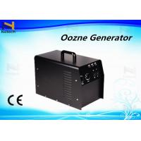 Best Black Home Ozone Generator Water Treatment And Air Purifier 1 Year Warranty wholesale