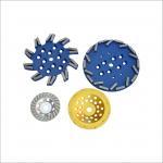Best High Efficiency Diamond Cup Grinding Wheel For Concrete Floor Grinding Wet / Dry wholesale