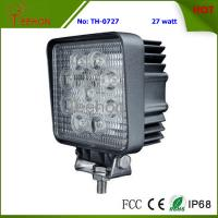 """Best Hot-Sell and Square 4"""" 27W LED Work Light for Forklift, Bulldozer and Truck wholesale"""