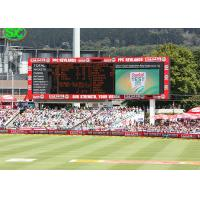 Buy cheap P8 RGB Programable Soccer Score live TV Stadium LED video Display board from wholesalers