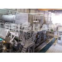 Best 50 - 100KW Tissue Paper Making Machine Automatic Paper Mill Turn Key Project wholesale