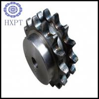 China 12B Roller chain Sprocket 19.05-pitch 2-row 28-teeth transmission parts 12B-2-28T on sale