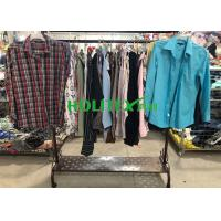 Buy cheap Comfortable Mens Used Clothing Japanese Style Second Hand Mens Long Sleeve from wholesalers