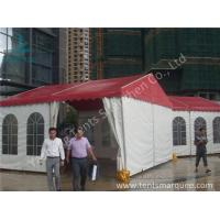 Best 6x6M Commercial Waterproof Rain Tents Outdoor Event Canopy UV Resistant wholesale
