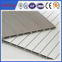 Best 6000 series aluminium louvre extrusion factory, roller shutter doors for furniture wholesale