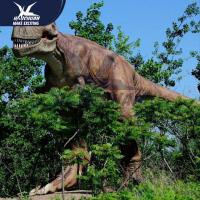 Best Dinosaur Park Decoration High Simulation T-REX Realistic Dinosaur Models For Sale wholesale