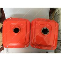 Best Diesel Engine fuel tank Kubota Engine Parts iron material red color wholesale
