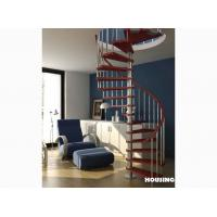 Best Classical Custom Spiral Staircases with Solid Wood Steps wholesale