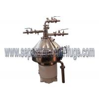 Best Verticle Type Self cleaning Coconut Oil Separator Centrifugal Separator with SKF Bearing wholesale