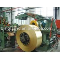 Best 40KWh Automatical Copper Strip Cleaning Line Copper Extrusion Machine wholesale