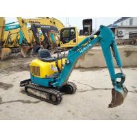 Best Kubota Used Excavator U10 , Small Size Excavator wholesale