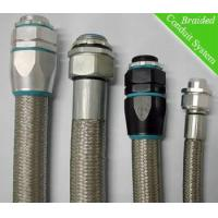 Best metal Connector For Braided Flexible Electrical Conduit wiring Systems wholesale