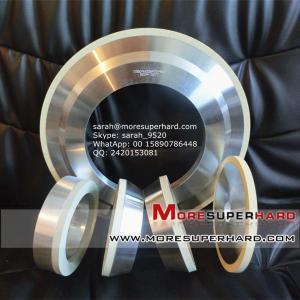 Best Long life vitrified diamond/cbn cup wheel  sarah@moresuperhard.com wholesale