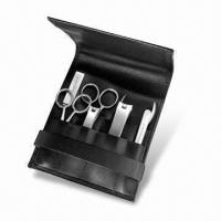 Best Stainless Steel Manicure Set, Includes Accessories as per Customer's Request, OEM Orders are Welcome wholesale