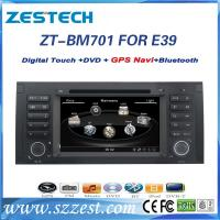 Best Touch screen car audio system for BMW E39/E53/M5 with DVD/GPS/Radio/3G/Visual 10 dics wholesale