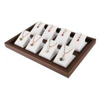 Cheap Elegant Jewelry Trays For Drawers , 200*300*40mm Jewelry Trays And Inserts for sale