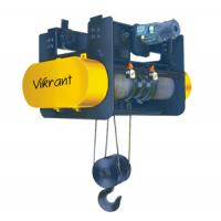 Best 0.5t Electric wire rope hoist, cd1 wire rope pulling hoist wholesale