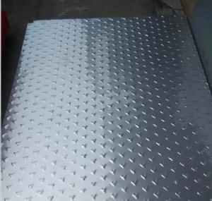 Best Architectural Embossed Aluminium Chequered Plate 6000 7000 Series Aluminum Tread Plate wholesale