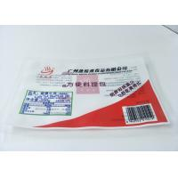 China Temperature Resistance Retort Pouch Packaging , PA / PE Liquid Pouch Packaging on sale