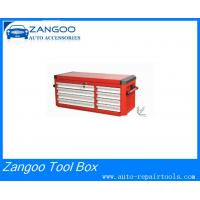 Best High End Steel Roller Tool Box 8 Drawer Tool Chest With Powder Coating wholesale