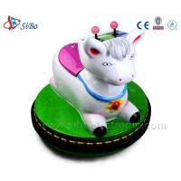 Best Sibo High Quality Children Coin Operated Ride Toys Aniaml Bump Cars For Park wholesale