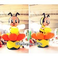 Cute Insect Decoration Items, Inflatable Bee for Children and Kids
