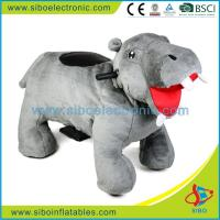 Best Sibo Battery Motorized Animals Ride Battery Operated Ride Animal For Malls wholesale