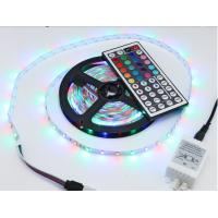 Cheap Flexible 5050 SMD LED STRIP 4000K - 6000K 60 Leds 14.4W Pure White Color For for sale