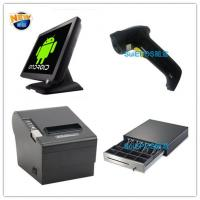 Stronger Stabilization Android Pos Cash Register 4GB 15 Inch Touch Screen